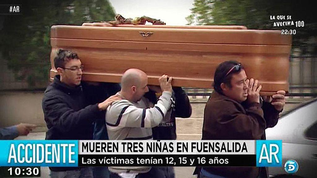 Fallecen tres menores en Fuensalida arrolladas por un conductor ebrio