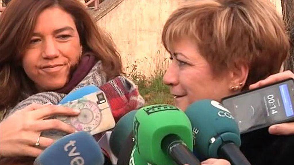 """Isabel, madre de Cristina: """"Quiero escuchar lo que nos dice nuestro amigo Flores"""""""