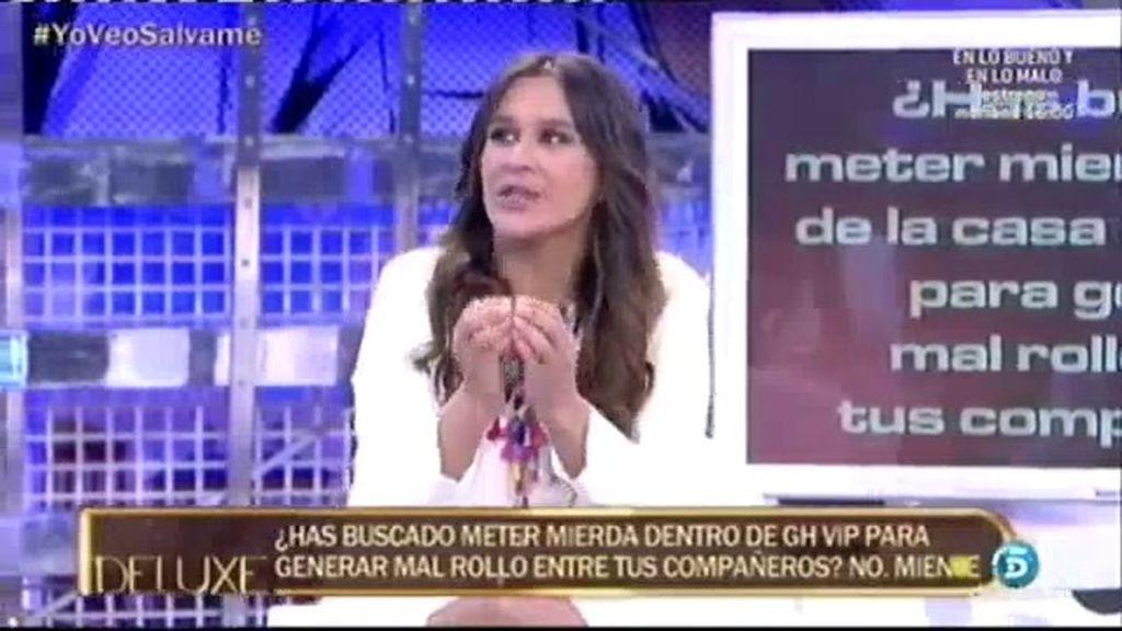 """Laura Cuevas: """"Yo era una de las más débiles de 'GH VIP', tenía que usar tácticas"""""""