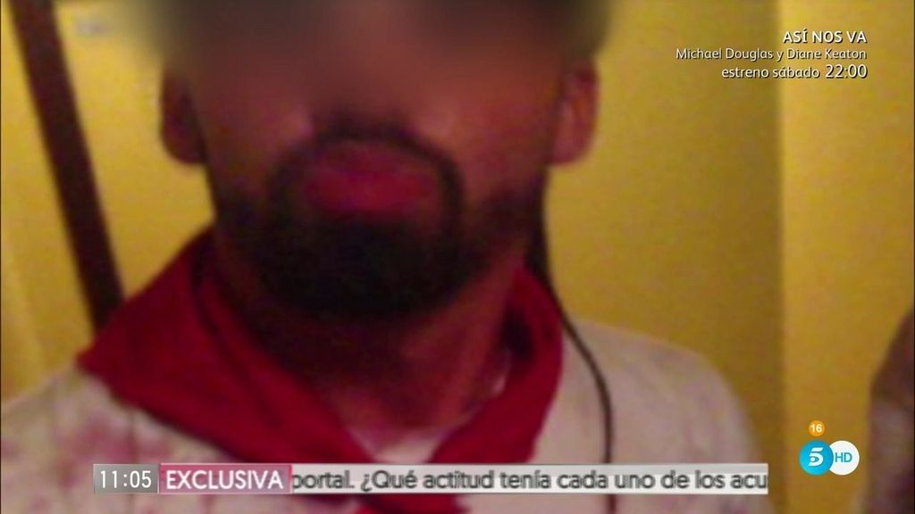 'AR' accede en exclusiva al vídeo de la supuesta agresión sexual