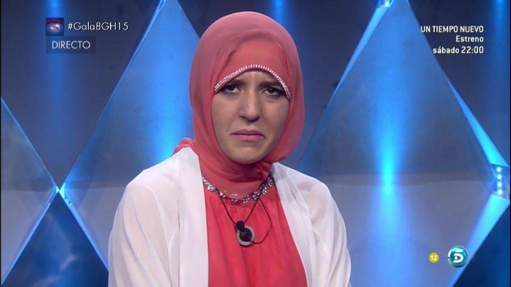 """Shaima: """"Loli me ha decepcionado"""""""