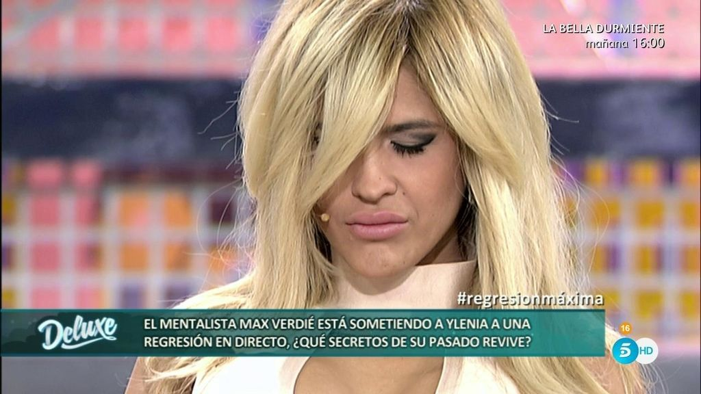 """Ylenia, hipnotizada: """"La relación con Toño Sanchís fue un infierno, me manipulaba"""""""