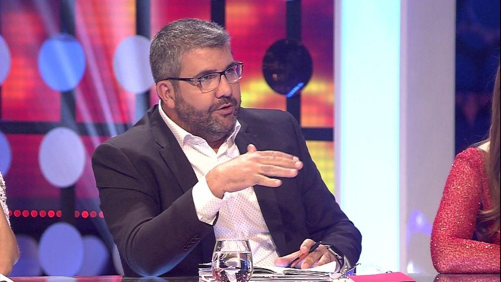 """La valoración a Iker: """"Admiras tanto a Raphael que es difícil no verle en ti"""""""