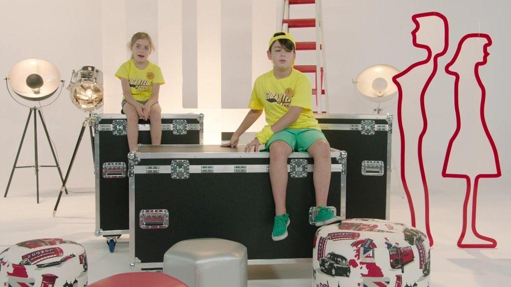 """Nuria y Daniel, una 'pareja' de campeones que """"sueña con los pies"""""""