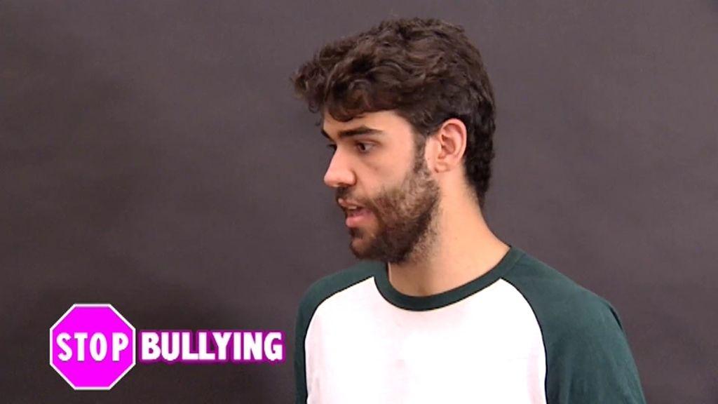 Pedro sufrió bullying en el instituto
