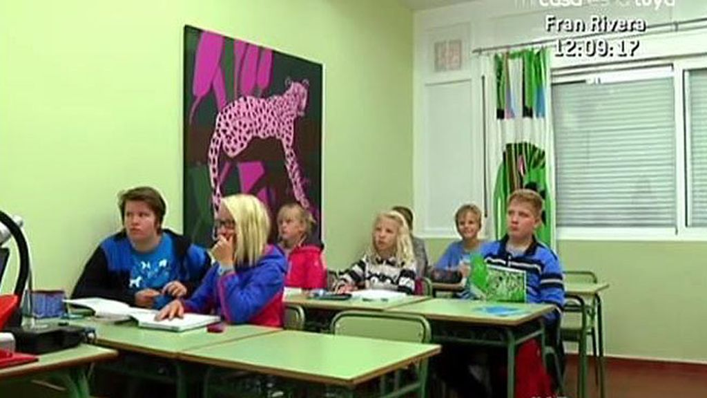 España suspende en educación en Europa