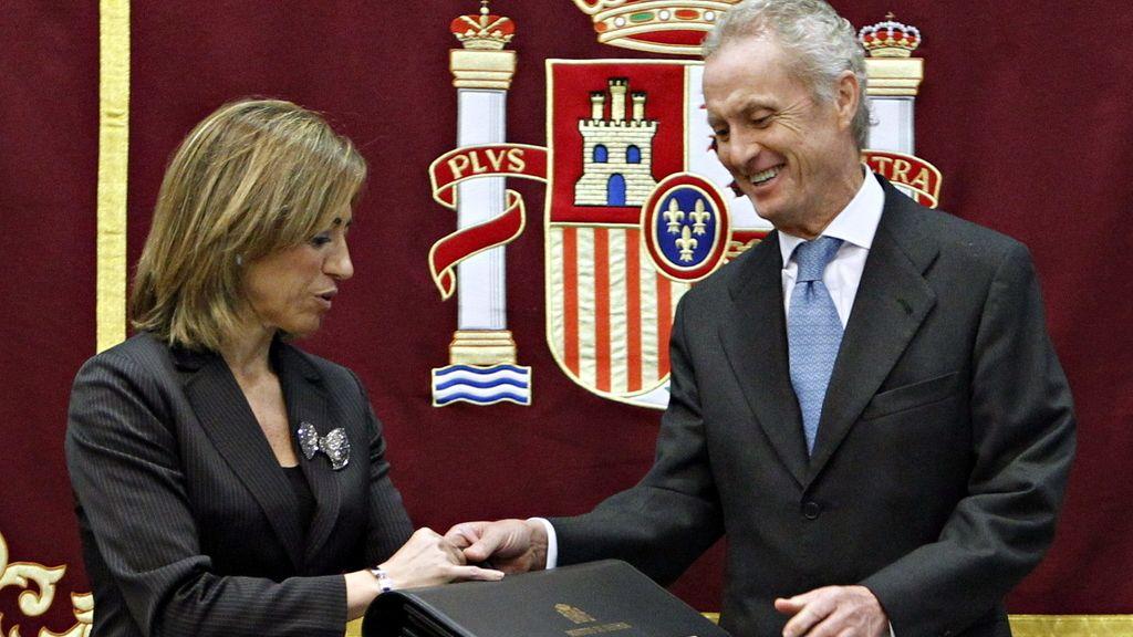 Pedro Morenés, nuevo ministro de Justicia
