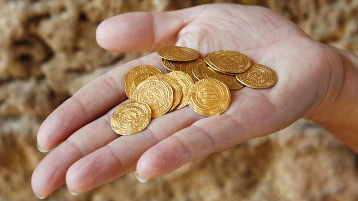Monedas de los cruzados
