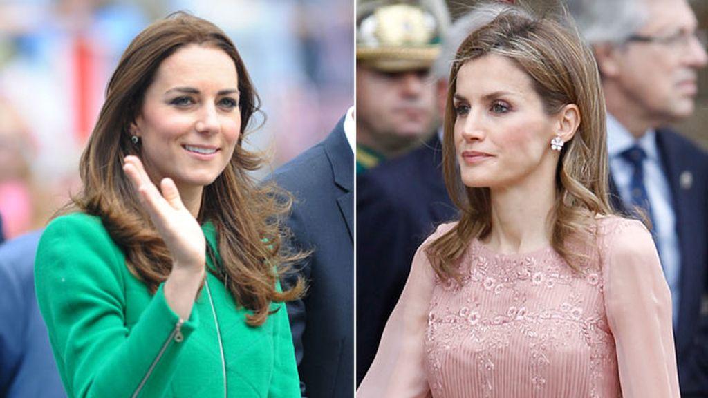 La reina Letizia se gana a la prensa británica: ¡la prefieren antes que a Kate!