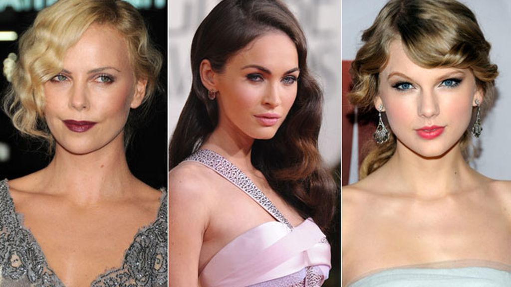 Charlize Theron, Megan Fox y Taylor Swift... y un largo etcétera