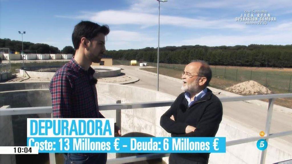 Pioz, 3.000 habitantes y 10 millones de euros de deudas