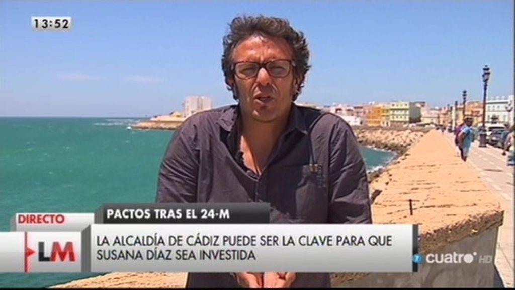"""'Kichi': """"Sánchez e Iglesias no se reunieron para decidir sobre ciudades como Cádiz"""""""