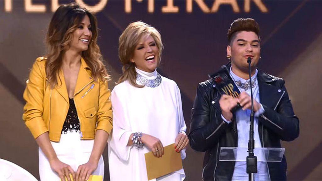 El premio al concursante más personaje de 'GH VIP 4' es para ¡Sema!