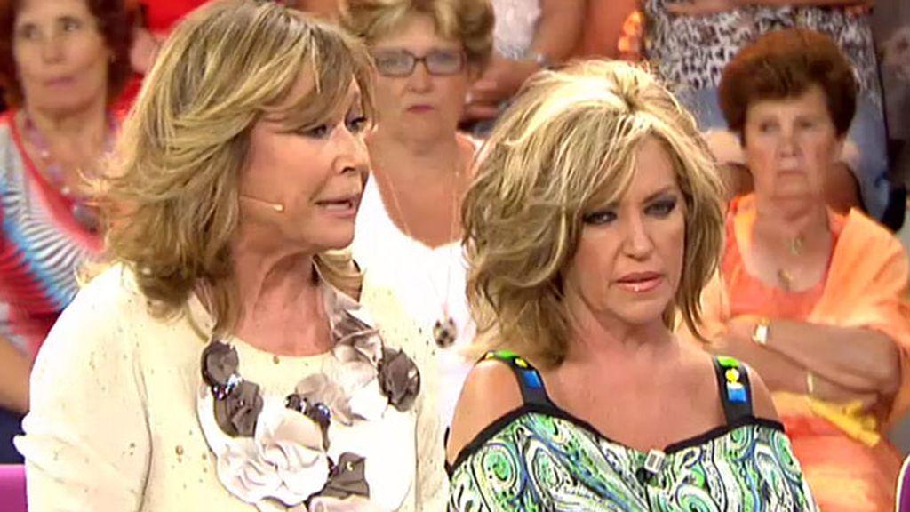 """Mila: """"Raquel Bollo ha castigado a su hijo Manuel sin hablar de sus conciertos"""""""