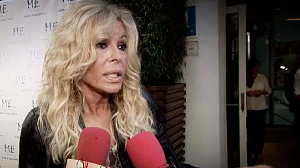 """Bibiana Fernández: """"Yo he ido con todas las de la ley, si no ha gustado no es culpa mía"""""""