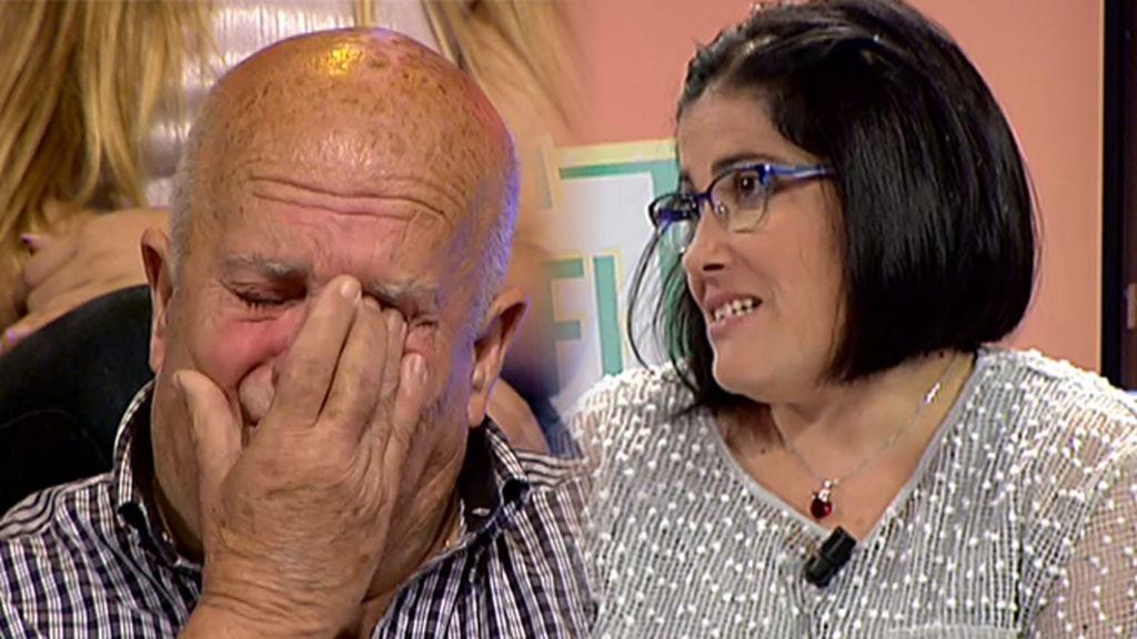 """Maya es fan incondicional de Nuria Fergó... y de su padre: """"Es mi verdadero ídolo"""""""