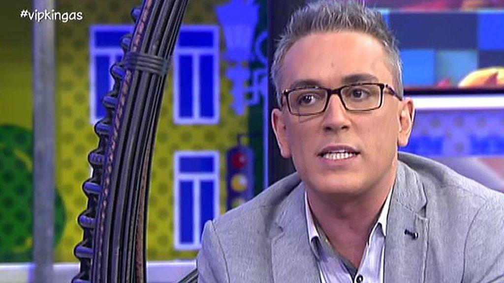 """Kiko Hernández confiesa que hizo """"una trampilla"""" como concursante de 'GH 3'"""
