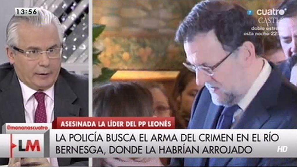 "A Garzón le parece ""sorprendente"" que Interior investigue lo que se dice en las redes"