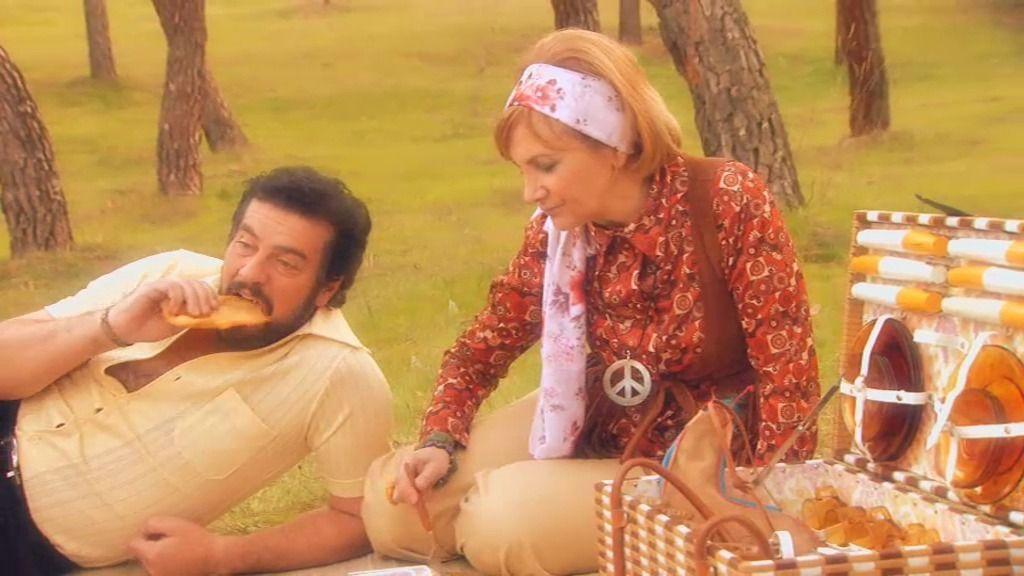 Maruchi recuerda los mejores momentos de su matrimonio con Ángel