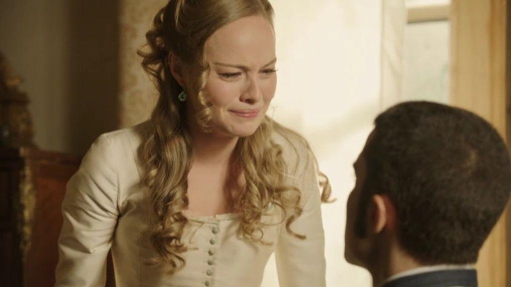 Victoria le planta cara a Don Joaquín