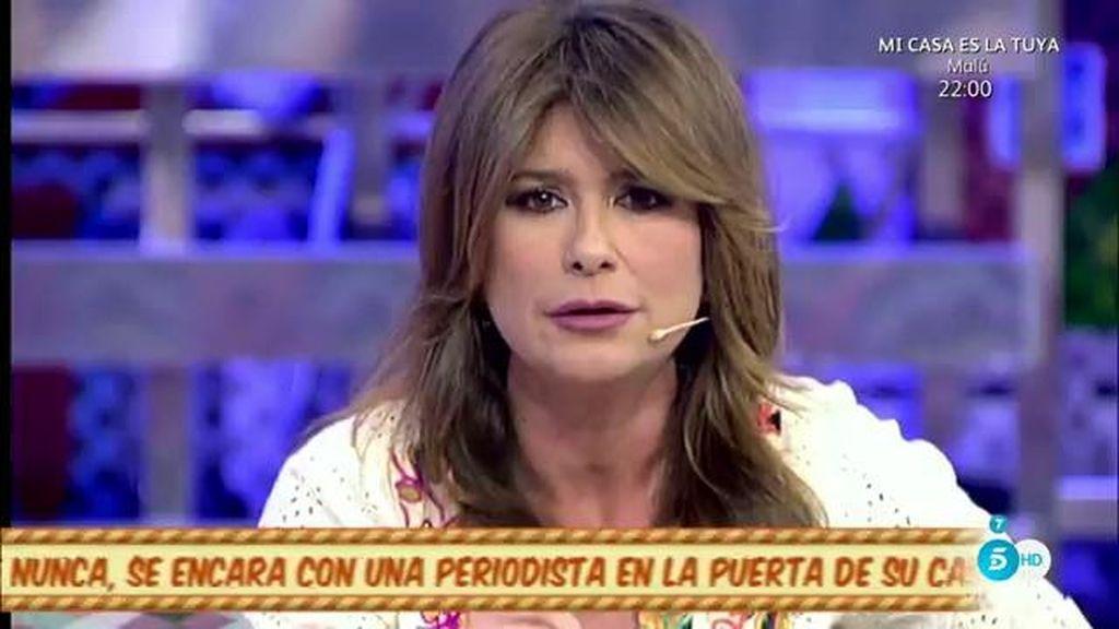"""Gema López, sobre Sanchís: """"¿Qué ocurre desde el 29 de marzo hasta el 13 de mayo para que eso no se convierta en demanda?"""""""
