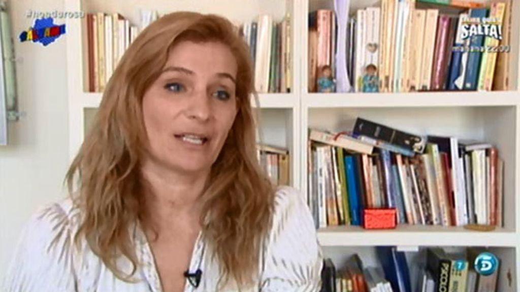 """Irene López, psicóloga: """"Rosa Benito está corriendo un riesgo muy elevado"""""""