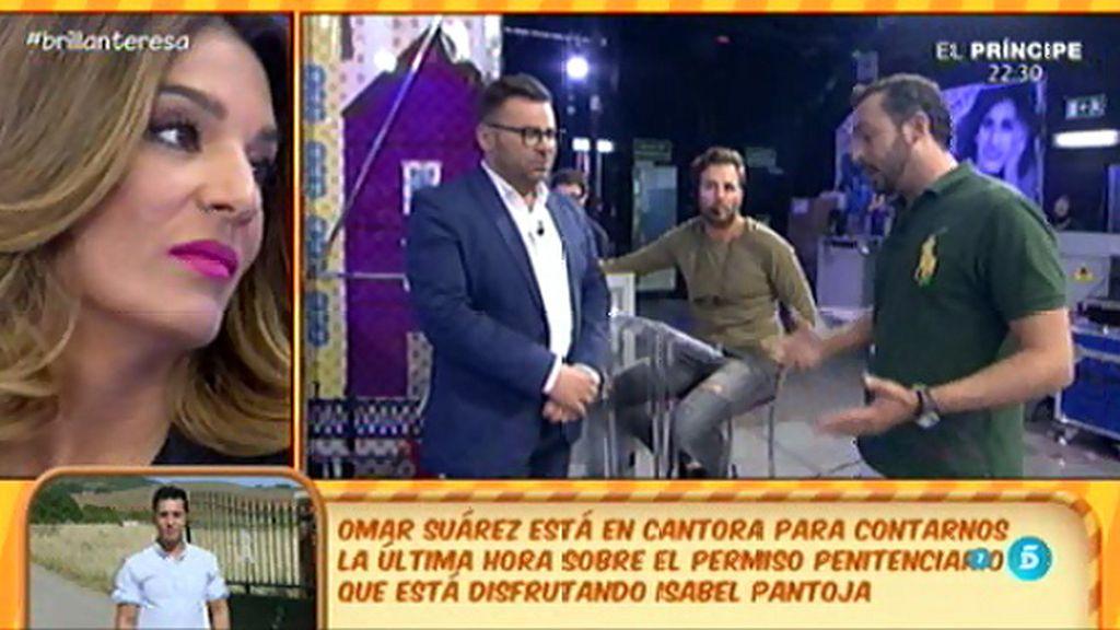 """Kike Calleja: """"En Cantora se ha generado mal rollo con la visita que harán los amigos televisivos de Pantoja"""""""