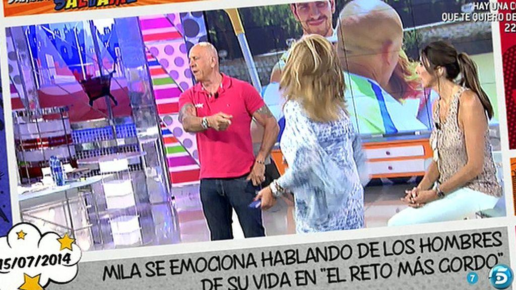 """Lozano, a Matamoros: """"Tienes que venir aquí todos los días a tocarme las narices"""""""