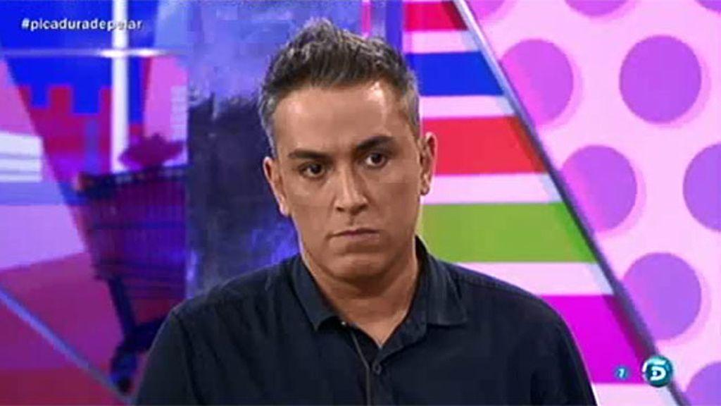 "Kiko H.: ""Tony Spina ya se ha buscado a otra y Oriana Marzoli no lo sabe"""