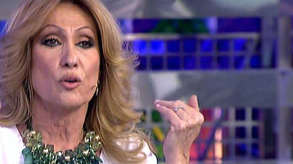 """Rosa: """"Mi relación con Gloria Camila no terminó cuando murió su madre"""""""