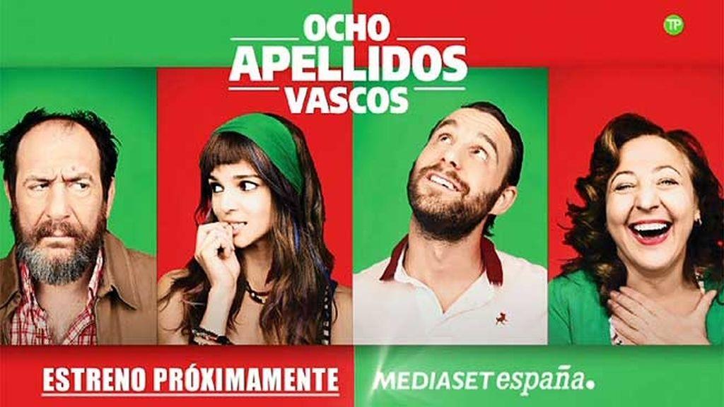 Llega 'Ocho apellidos vascos', la película española más taquillera de la historia
