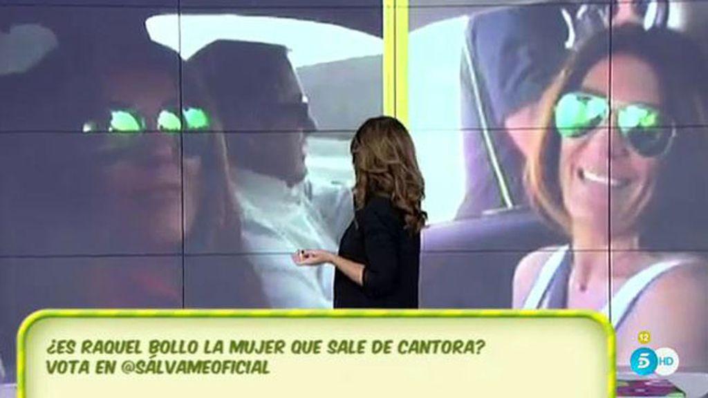 Raquel Bollo desmiente ser la mujer de las imágenes que sale de Cantora en coche
