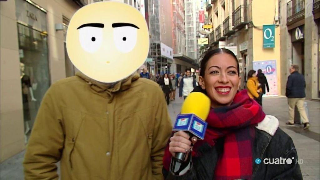 Selfi callejero: ¿Hay más crisis de pareja en Navidad?