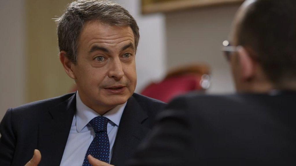 """Zapatero, sobre su elección tras el 11-M: """"La llamada más difícil de mi vida fue a Aznar"""""""
