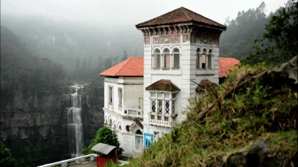 El Hotel del Salto de Tequendama, convertido en un lugar de turismo macabro