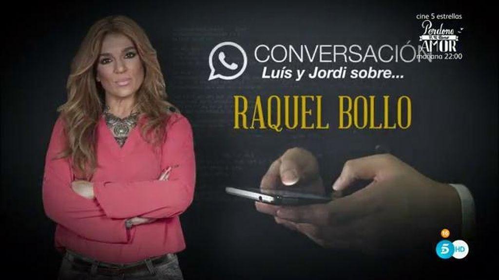 Raquel Bollo involucrada en un nuevo pacto entre Luis Rollán y Jordi Martín