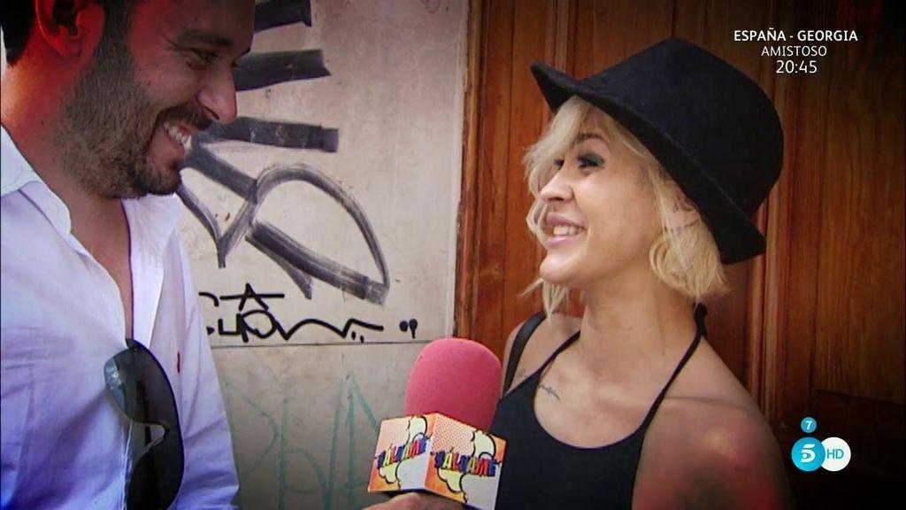 """Ylenia Padilla: """"No he recibido la demanda de Toño Sanchís, son demandas fantasmas"""""""