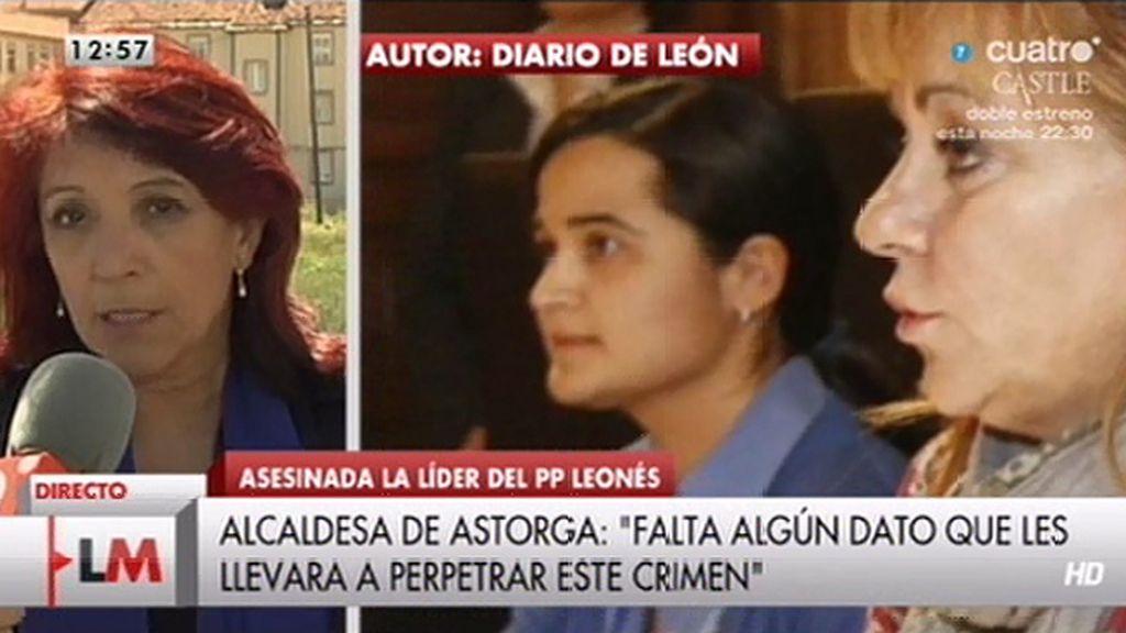 """Victorina Alonso: """"O falta un dato importante o se trata de un problema patológico"""""""