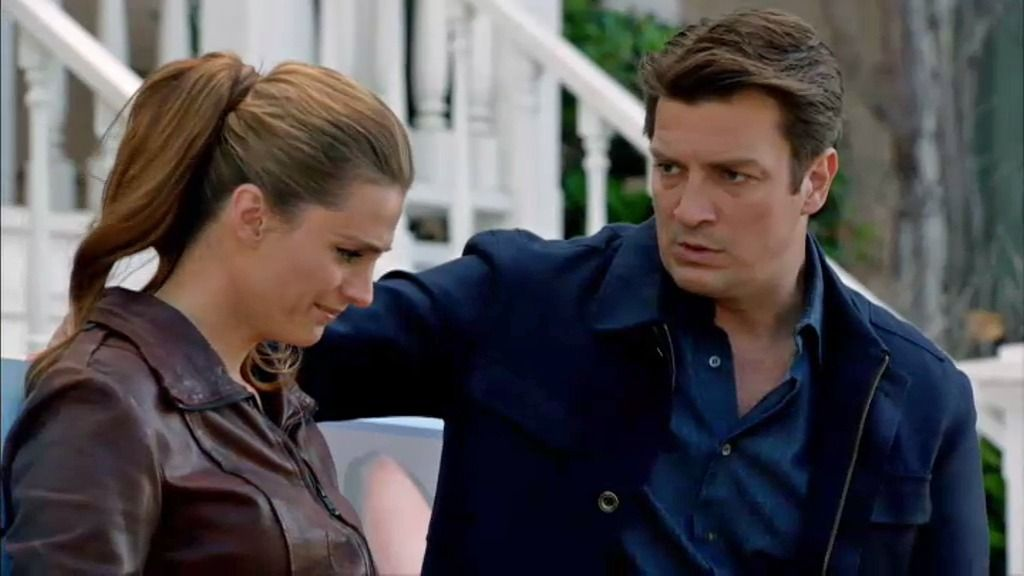 """Beckett, a Castle: """"Por cosas como ésta quiero casarme contigo"""""""