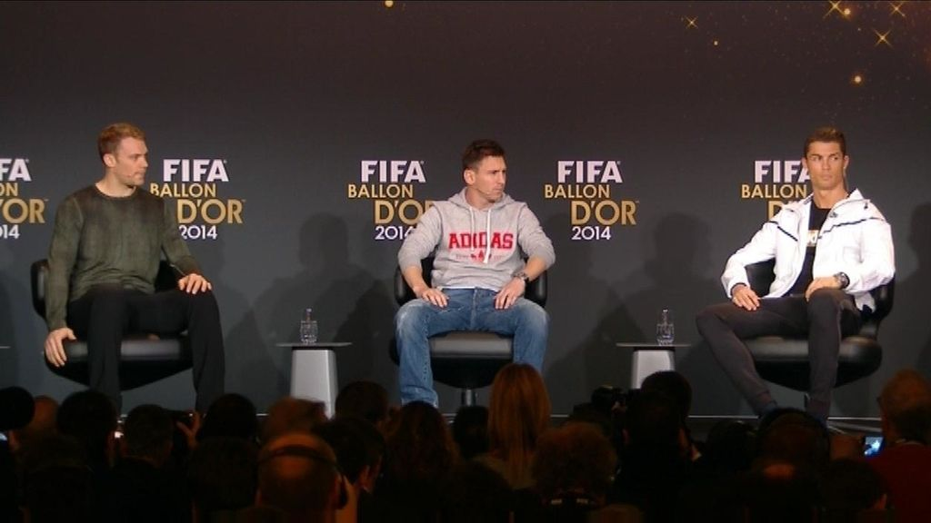 """Messi: """"No sé dónde estaré el año que viene pero me gustaría retirarme en el Barça"""""""