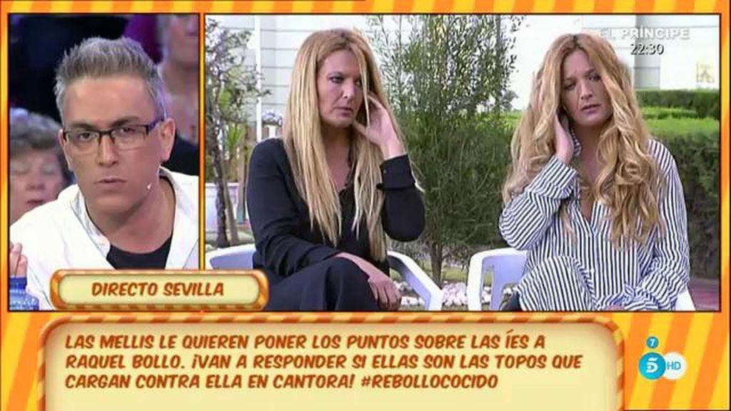 """'Las Mellis', de Raquel Bollo: """"Ella es la que no da la cara por nosotras"""""""