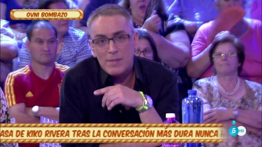 La boda de Isa Pantoja podría ser el 26 de octubre, según Kiko Hernández
