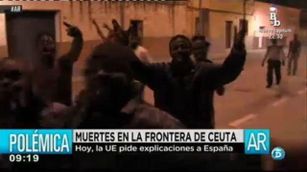 Jorge Fernández Díaz se reúne con la comisaria del interior para aclarar lo sucedido en Ceuta