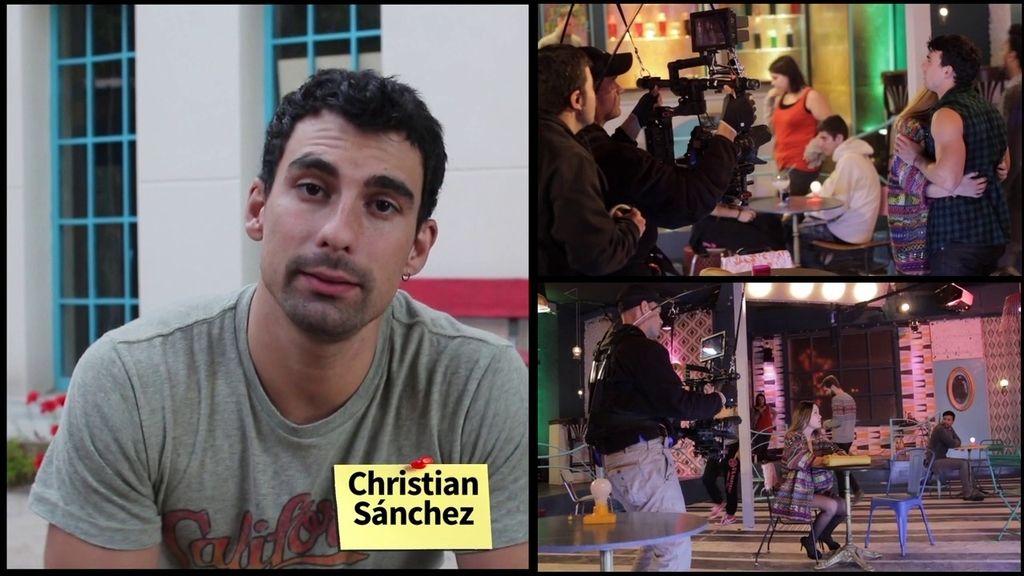 """Christian Sánchez: """"La relación entre Patricia y André se ha oscurecido"""""""