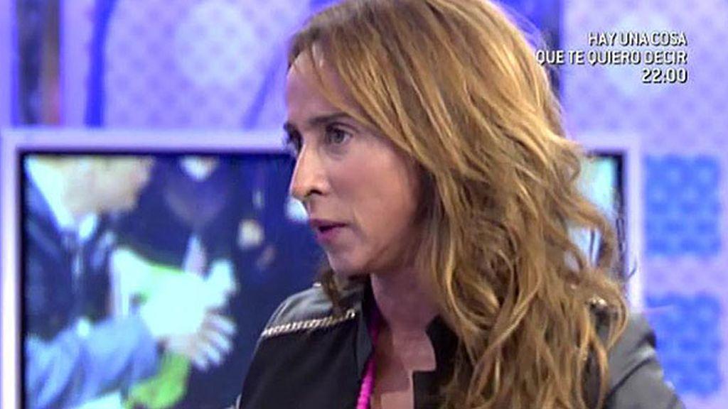 """María Patiño: """"He estado amenazada por Julián Muñoz y no tengo nada que ver con él"""""""