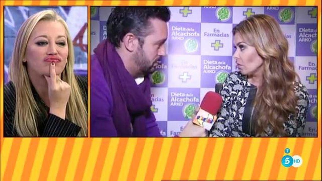 Mª José Campanario lanza un mensaje a Belén Esteban