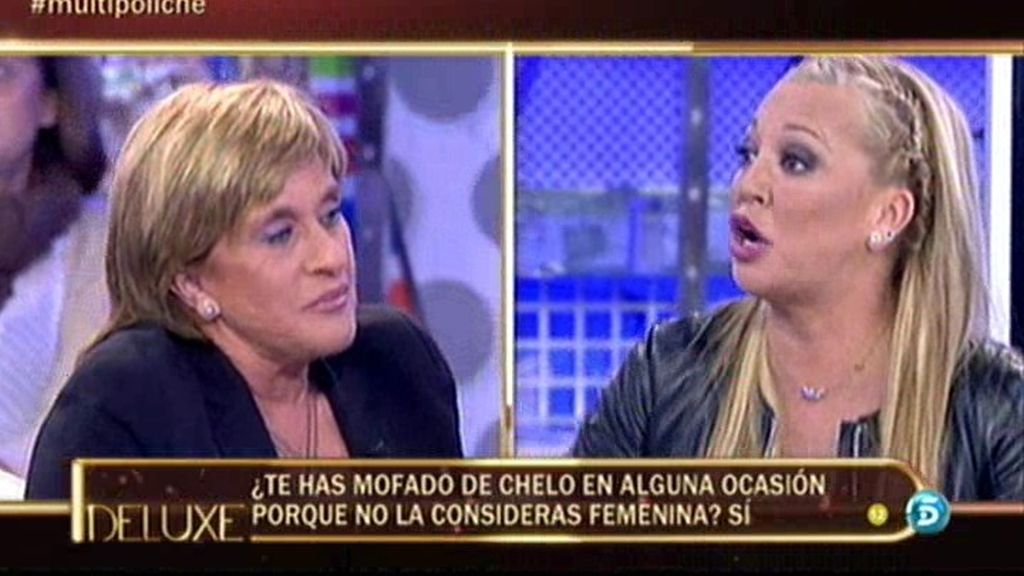 """Belén Esteban: """"Me arrepiento de haber respondido a esta pregunta sobre Chelo"""""""