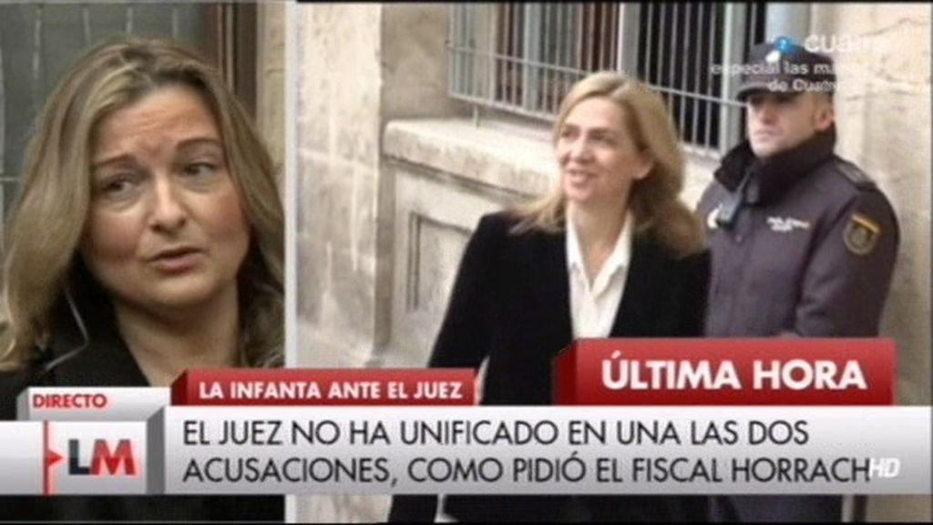 """Virginia López Negrete: """"Los imputados tienen derecho a mentir"""""""