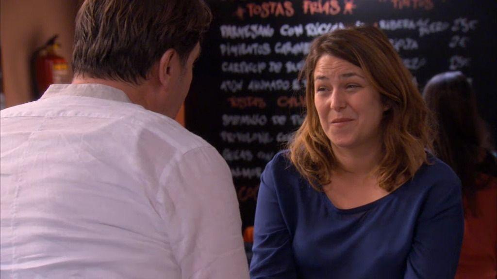 """Lucía, a Jean Phillipe: """"Estoy buscando al hombre de mi vida…y no eres tú"""""""