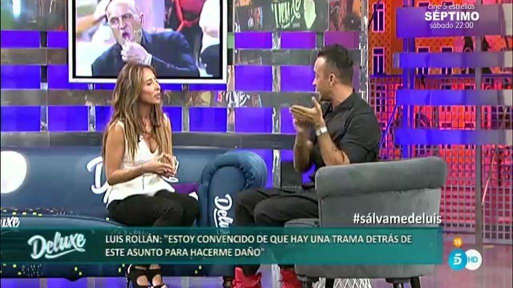 Luis Rollán, convencido de que hay una trama detrás de las declaraciones de Jordi